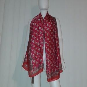 Louis Vuitton Accessories - Women's Louis Vuitton scarf